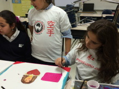 Unique group empowers, celebrates girls