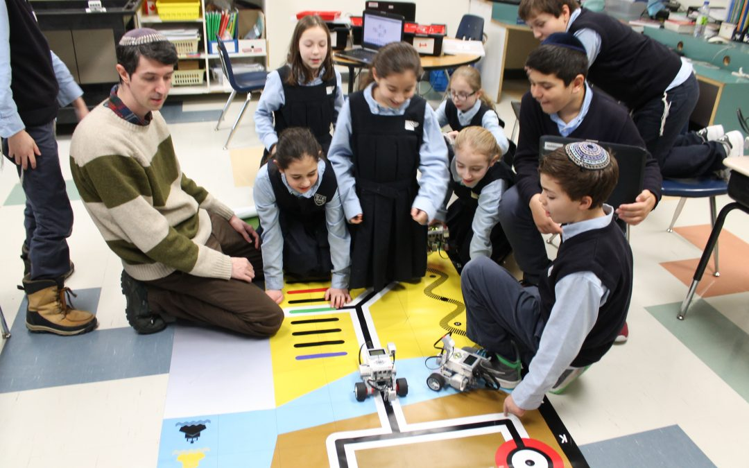 Robotics course cultivates lifelong skills