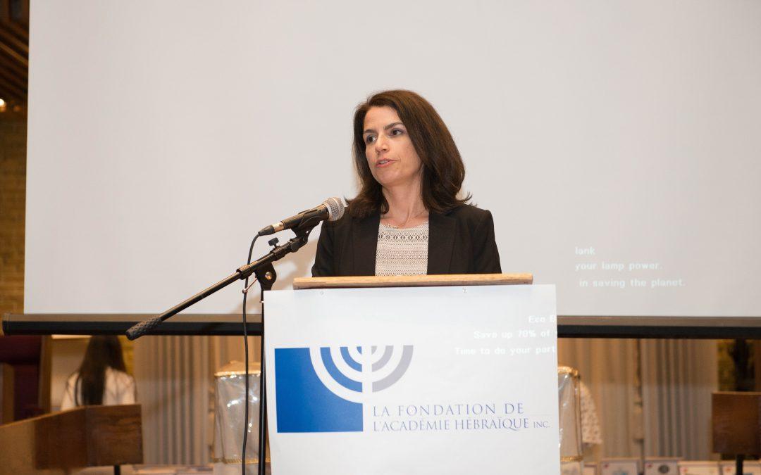Hebrew Academy welcomes new Head of School