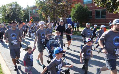 La HA Fun Run était l'événement à ne pas manquer dimanche dernier