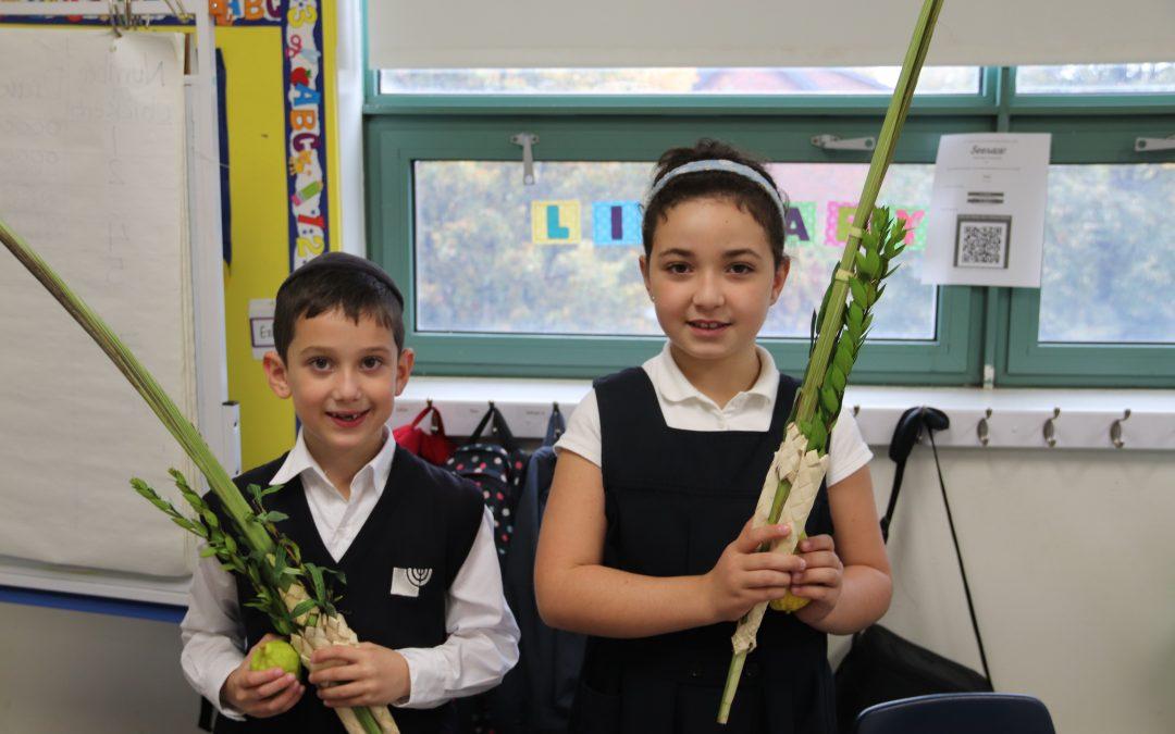 A memorable Sukkot at Hebrew Academy