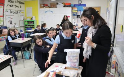 Bnot Mitzvah fundraise for tiny miracles